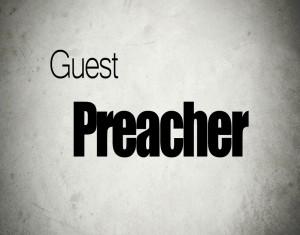 Guest-Preacher